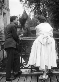 1957 : mariage de Jean et Martine (née Guyot) dans la région parisienne.